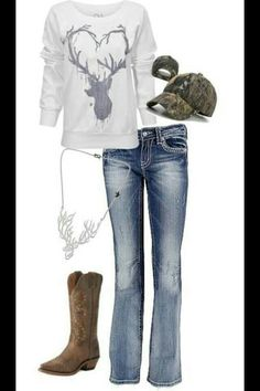 Hunting gear with style for her