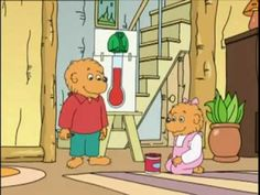 The Berenstain Bears - Trouble With Money (1-2) (2-2) is on sidebar