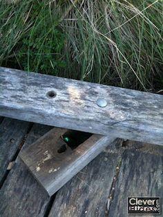 Flip-out Boardwalk Rail