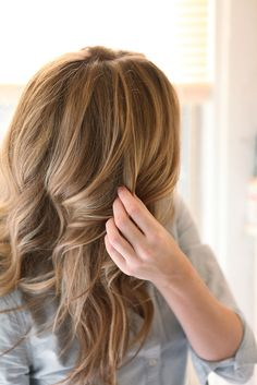 [how to] everyday loose curls