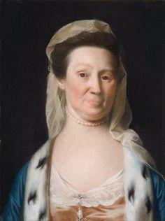 John Singleton Copley Mrs. Joseph Green (Elizabeth Cross) about 1767 25.51 MFA