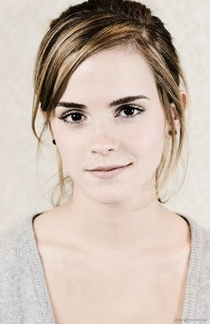 """I don't want to look like anyone else. I dont want perfect teeth; I'm not stick thin. I want to be the person who feels great in her body and say that she doesn't want to change anything."" - Emma Watson"