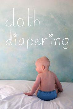 cloth diapering explanation