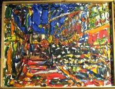 "PHILIP LAWRENCE SHERROD NA (STREET*PAINTER)-*PAINTING*-..(*NYC*/-..*PLEIN*AIR*!)?(*FOUNDER*/-..-*STREET*PAINTERS)!?  TITLE: -""(6TH*AVE./-*NITE*TRAFFIC*LIGHTS(!)?..-*24th*STREET*/-..-*NYC(!))""? from*Series:-(NEW*YORK*PAINTINGS) MED:OIL/-ON-CANVAS! SIZE:10.4"" X 20""-(WITH*FRAME). DATE:2008 artist's©copyright"