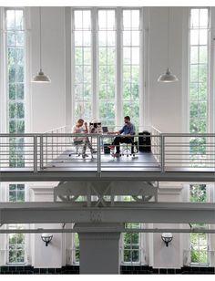 Workspace of Berlin artist-duo Elmgreen + Dragset