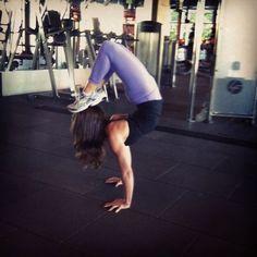 Yoga Poses Around the World: Scorpion. Wow!
