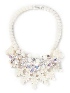 Shop now: Ek Thongprasert Silicone Necklace