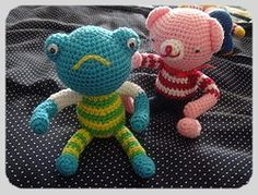 50 Free Amigurumi Patterns * Mostly Adorable!