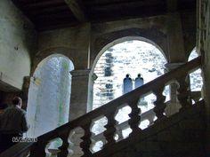 in the Beynac castle.