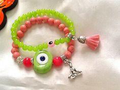 SALE TURKISH PROTECTION Bracelet  Amulet Bracelet Evil by Nezihe1