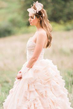 #White #Pastel #Rose #Pale #Pink #Blush Wedding ... Wedding Inspirations  ... #budget #wedding #ideas #app ........ https://itunes.apple.com/us/app/the-gold-wedding-planner/id498112599?ls=1=8