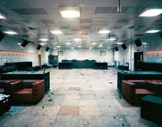 German clubs after everyone leaves (photos)