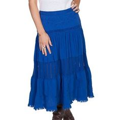 Scully Women's Crochet Skirt