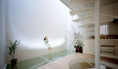 'Pregnant' Japanese House Inspired By A Pouch