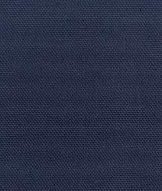 9.3 Oz Navy Blue Cotton Canvas Fabric