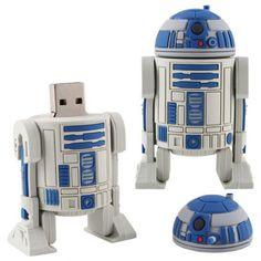 R2D2 USB thumb drive