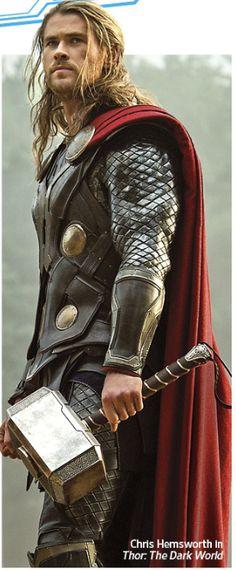 this man, chris hemsworth, god, hero, marvel