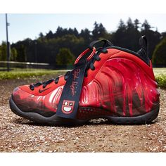 Nike Air Foamposite One PRM- Doernbecher I got to get these!