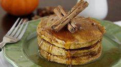 Pumpkin Pie Pancakes - betty crocker