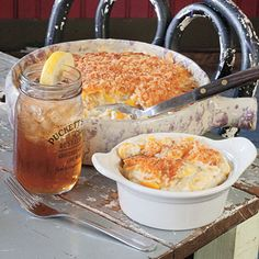 """Puckett's Squash Casserole was listed in Southern Living's """"Best Tennessee Side Dishes"""""""