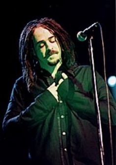 Adam Duritz ~ Counting Crows
