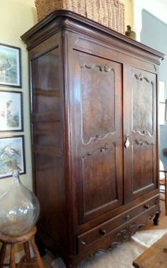 French armoire $5500