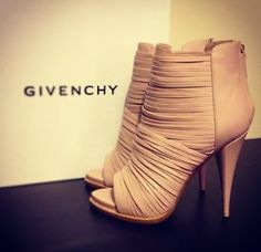 toe, nude shoes, fashion ideas, givenchy, heel, bridesmaid shoes, bergdorf goodman, brown boots, light