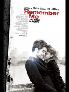 Remember Me...SUCH a beautiful movie...had me in tears by the end. Check it out.
