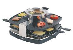 Party-Grill Raclette/Fondue, Rotel, »Allegra« im Online Shop von QUELLE Versand