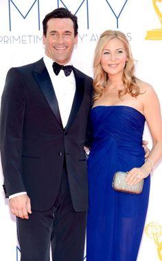 Emmy Awards, Jon Hamm, Jennifer Westfeldt #Emmys