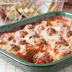 Meatball Sub Casserole | MyRecipes.com