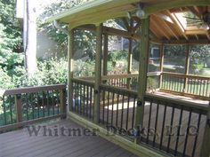 Johnson Screened Porch