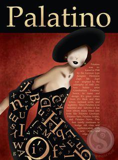 "KaraKreative: Typeface Review: ""Palatino"" Jan. 7th, 2013"