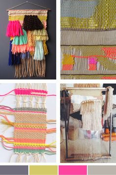 Inspiration - Weaving