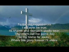 The Old Rugged Cross ~ Alan Jackson