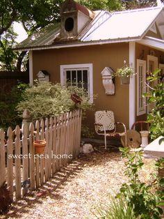garden cottage.sweet