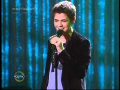 The Glee Project - Somewhere Beyond The Sea - Damian McGinty