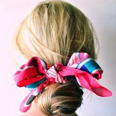 Everything's better with a bow on it.
