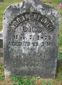 Abraham Abram Redner
