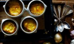 Rich, Comforting French Onion Soup for the Monday Blues   Shine Food - Yahoo Shine