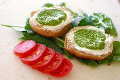 power greens pesto recipe
