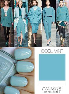 FW14/15 Cool Mint