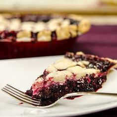 GF Honey Blackberry Pie | Bob's Red Mill