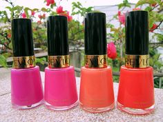 12. Summer colors, of course!!