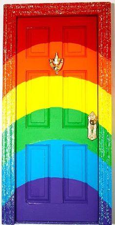 the doors, tooth fairy, house doors, craft stores, front doors