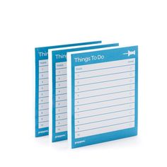 To-Do Note Pads - Note Pads - Paper Products