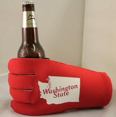 Washington State Beer Glove by MyBeerHolder on Etsy, $10.00 THIS IS AWESOME