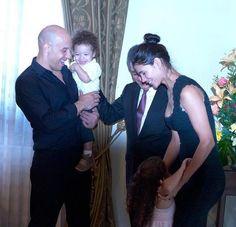 Vin Diesel and Family ♥