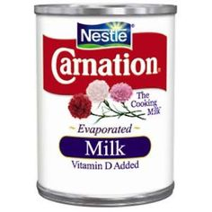 How to make your own evaporated milk and save money....Put 2 cups of fresh milk in a sauce pan and let it simmer slowly on very low heat. After approximately 20 – 30 minutes you will have 1 1/2 cups or 12 oz of evaporated milk.