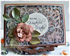 for my wonderful Mother - http://giovana-believe.blogspot.com/2013/04/heartfelt-creations-cards.html